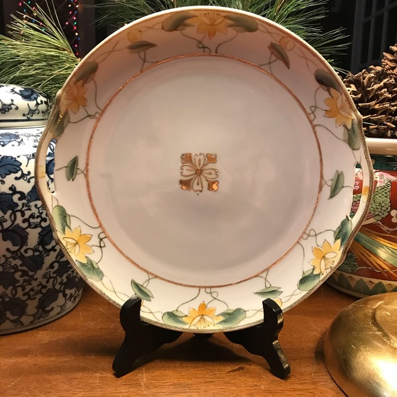 Rare, True Antique Noritake Dish